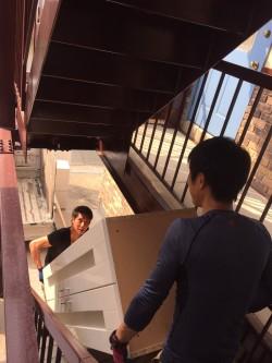 豊中市で大型家具等をトラック積み放題パックでお引き取り!