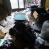 寝屋川市で、ゴミ屋敷のお片付けと清掃