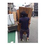 都島区にて、家具回収と家具移動してまいりました!