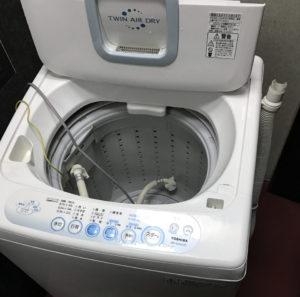 洗濯機の回収、無料サービスの早朝対応で淀川区へ