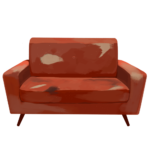 今回は、汚れたソファーのイラストを使用しました。