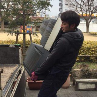 突然のテレビ故障は解決できるかも!旭区にて液晶テレビ回収へGO!!