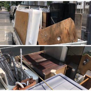 多数の不用品でお困りの際は、軽トラック積み放題がオススメです