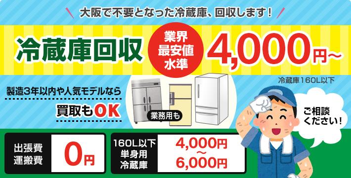 冷蔵庫回収