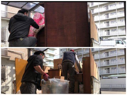 食器・家具の片付け作業と、家具の回収依頼は弊社まで!